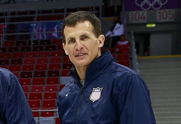 Granato to coach USA