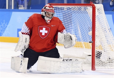 Schelling shining for Swiss