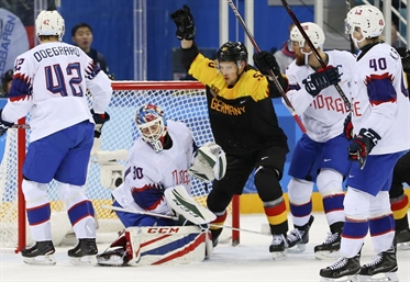 Germany shoots down Norway