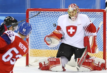 Czechs topple Switzerland