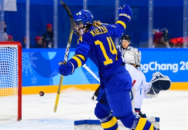 Swedes sign off with win